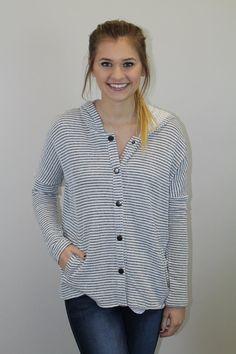 White + Black Pamela Sweater