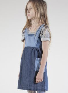 PAM for ESP - The Pinafore Dress