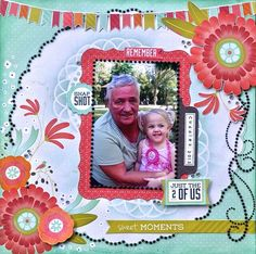 Made Using the Spring Bloom Paper Collection from Kaisercraft By Kelly-ann Oosterbeek Pansies, Daffodils, Scrapbooking Layouts, Scrapbook Pages, Kids Pages, Step Cards, Paper Doilies, Spring Blooms, Mini Books