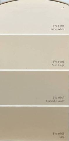 sherwin williams accessible beige color palette - Google Search