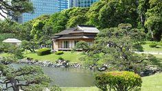 Hamarikynu garden, Chuo, Tokyo