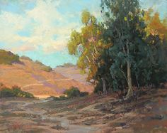 As the Day Wanes by Kim Lordier Pastel ~ 16 x 20