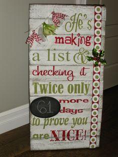 Big Christmas Countdown