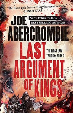 Last Argument of Kings (The First Law) by Joe Abercrombie http://www.amazon.com/dp/0316387401/ref=cm_sw_r_pi_dp_FwcWwb0WV4HBV