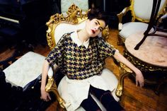 Mona Doll | Sicky Magazine | Women's fashion photography by Eva Kruiper. Eva is a Dutch-born photographer based in Amsterdam | Cape Town | Ibiza.  www.evakruiperphotography.com