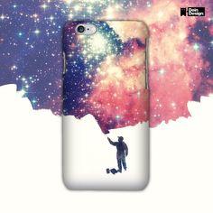 Painting Space für Premium Case (glänzend) für Apple iPhone 6 von DeinDesign