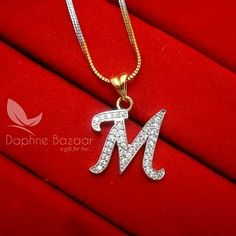 N – Alphabet, Daphne Zircon Pendant for Men or Women – Buy Indian Fashion Jewellery M Letter Design, Alphabet Letters Design, Alphabet Images, Alphabet Wallpaper, Monogram Wallpaper, 8k Wallpaper, Wallpaper Gallery, Lettering Design, Logo Design