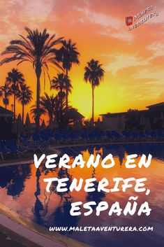 Conoce todo sobre Tenerife #españa #playas  #turismo #travel #viajes #blogger #tips #destinos ##bloggertips