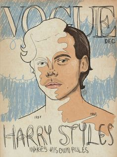 Harry Styles Poster, Harry Styles Pictures, Harry Edward Styles, Art Sketches, Art Drawings, Desenhos One Direction, Desenho Harry Styles, Harry Styles Drawing, Harry Styles Wallpaper