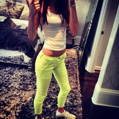 Anonymous said: Can u most some kendall room? Answer: here's some I tried to find for Kendall's room: Neon Jeans, Casual Outfits, Cute Outfits, Ombré Hair, Kendall And Kylie Jenner, Summer Looks, Dress To Impress, Fashion Models, Woman Fashion