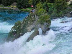 Rheinfall - Switzerland