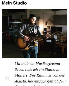 Lieber Lukas! Gratulieren Dir zum neuen Album #BlackAndWhite und grad den Artikel im @migrosmagazin gelesen! #rockOn und bis bald! @henrikbelden Gruess us #Solothurn #swissmade