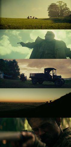 """The Lost City Of Z"", Dir: James Gray, DOP: Darius Khondji."