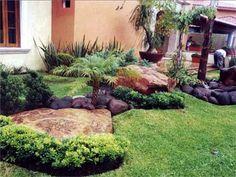 Jardines con diseño