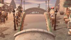 Animal Crossing Wild World, Animal Crossing Guide, Animal Crossing Pocket Camp, Animal Games, My Animal, Urban Island, Motifs Animal, River Walk, Island Design