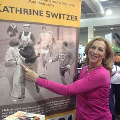 Melissa Malamut with Boston Magazine catches up with Kathrine during the 2014 Boston Marathon weekend festivities.  Five Questions with Kathrine Switzer. http://www.bostonmagazine.com/health/blog/2014/04/22/five-questions-kathrine-switzer/