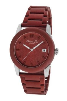 Kenneth Cole New York Women's KC4865 Special Edition Round Case Red Dial Watch Kenneth Cole. $178.01. Durable mineral crystal protects watch from scratches,. Japanese quartz analog 3-hand movement with sub sweeping second hand. Solid stainless steel case, case back and crown. Water-resistant to 50 M (165 feet). Solid stainless steel link bracelet and buckle