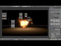 How to Create an Explosion   Blender Guru