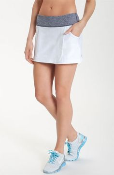 Zella 'Wrapped Up' Running Skirt | Nordstrom