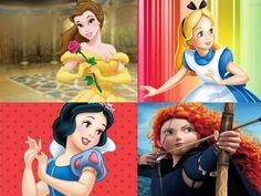 Oi gente, mas Oi Mesmo! Tudo bem? Aproveitando o ensejo do dia das crianças, vamos brincar de princesa? Coloquei embaixo algumas características das princesas da Disney, será que você se identifica…
