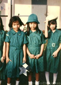 Girl Scouts Of The Philippines
