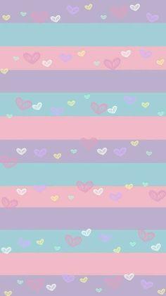 Planos De Fundo De Flores🌹🌸🌻   Wallpaper De Iphone Rosa Cute Pastel Wallpaper, Rainbow Wallpaper, Pink Wallpaper Iphone, Cute Patterns Wallpaper, Heart Wallpaper, Kawaii Wallpaper, Tumblr Wallpaper, Cute Wallpaper Backgrounds, Disney Wallpaper