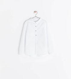 ZARA - ENFANTS - Chemise plissée dans le dos