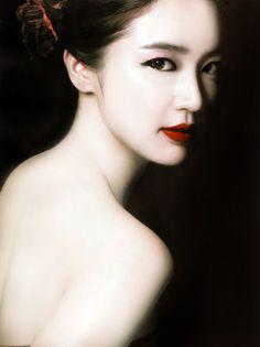 YEH - Yoon eun hye is Enchanting Here. (haha to my abbreviation)
