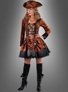 Steampunk Outfit bei » Kostümpalast.de