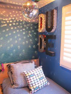 Surfer Dude RoomCastaways RailiCAdesign Pinterest Surfer - Childrens disco lights bedroom