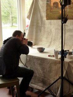 #Beipiatti behind the scenes photos of a photoshoot of their fabulous Italian, handcrafted goods - so cool