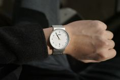Minimally Minimal Braun Watch