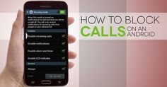 How to Block a Number from Phone Call and Free Text Messages in Android Phone. - Blog to learn | StudyToEarn