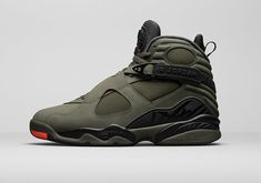 Nike has officially unveiled the Air Jordan 8 Take Flight which will release on January 28, 2017 for $190.