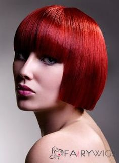 I absolutely love short hairstyles! They are so easy to maintain and they really look cute on most face shapes Here's 42 ways to wear a short bob hairstyle this spring! Modern Bob Hairstyles, Vintage Hairstyles, Wig Hairstyles, Stylish Hairstyles, Really Short Hair, Short Hair Cuts, Short Hair Styles, Bright Hair Colors, Hair Dye Colors