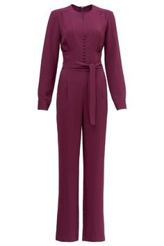Rent Schyler Jumpsuit by BCBGMAXAZRIA for $75 only at Rent the Runway.