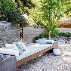 Include room to relax - How to Design a Zen Garden - Sunset