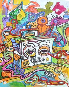 seeing music