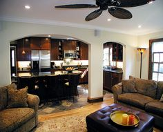 family room addition | Family Room and Kitchen Addition | Flickr - Photo Sharing!