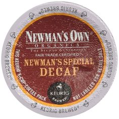 Newman's Own Organics SPECIAL BLEND DECAF 48 K-Cups for Keurig Brewers * Find out more about the great product at the image link.