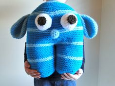 Adorable. Guess I'll be adding this to the list of things to make for the future grandkids.