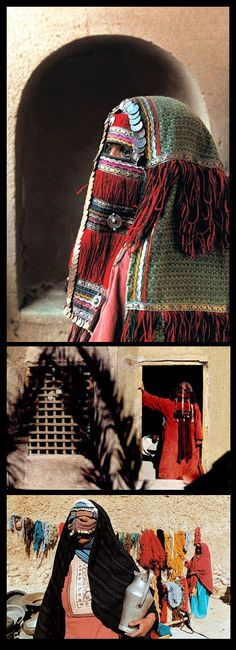 "From the series ""Woman in Southern Iran"". | Photographer Majid Khamseh Nia (Iran).  Location:  Ba Fuge, southern Iran"