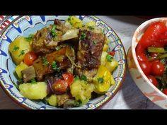 Coaste de porc cu cartofi la tigaie - YouTube Beef, Youtube, Food, Meat, Essen, Meals, Youtubers, Yemek, Youtube Movies