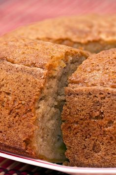 Weight Watchers Apple Swirl Coffee Cake | KitchMe.....only 5 ingredients and starts with a cake mix!