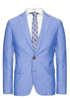 H.E.BY MANGO - Sale - Jackets - TAILORED COTTON BLAZER $49.99