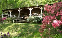 Where we stayed in January. Asheville Vacation Rental - VRBO 146536 - 3 BR Smoky Mountains Cabin in NC, Luxury Log Cabin-10 Minutes to Downtown-