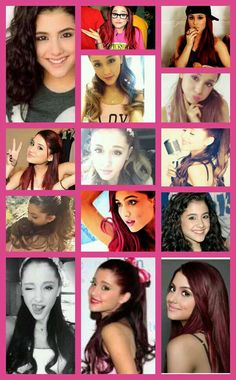 My Ariana Grande edit :)