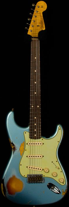 2014 NAMM '60 Stratocaster Heavy Relic | Custom Shop Stratocaster | Fender Custom Shop | Electrics | Wildwood Guitars