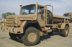 I worked at a company called Truckmakers for several years - the company assembled the Samil 20, 50 and 100 trucks mainly for military use. The bigger vehicles were used as troop carriers, weapons platforms etc. - this is a Samil 50 being used as a water tanker