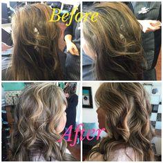 Highlights Amanda, Highlights, Dreadlocks, Hair Styles, Beauty, Beleza, Dreads, Luminizer, Hair Looks